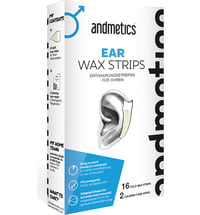 Andmetics Ear Wax Strips