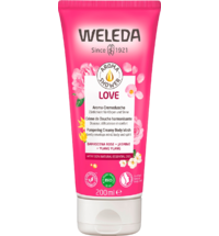 Weleda Love Aroma Cream Shower Gel