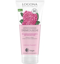 Logona Organic Damask Rose Cream Body Wash