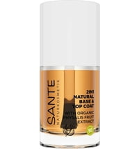 Sante 2-in-1 Natural Base & Top Coat