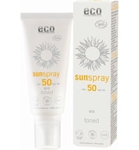eco cosmetics Sun Spray SPF 50 Q10