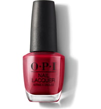OPI Nail Lacquer Reds