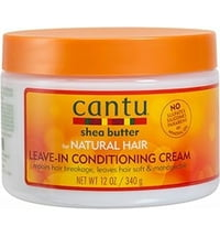 Shea Butter Natural Leave-In Conditioning Cream