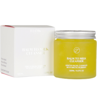 FLOW cosmetics Balm to Milk Facial Cleanser