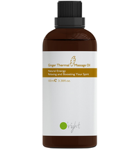 O'right Ginger Thermal Massage Oil