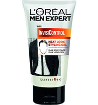 MEN EXPERT InvisiControl Neat Look Styling Gel