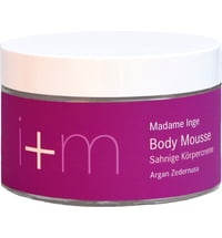 Madame Inge Argan & Zedernuss Body Mousse