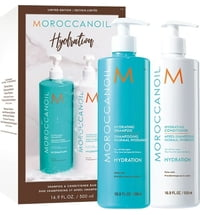 Shampoo & Conditioner Duo Pack - Hydration