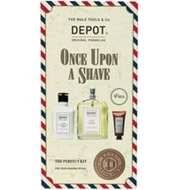 Depot Once Upon a Shave Kit - Brushless