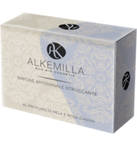Alkemilla Apple & Dog Rose Soap