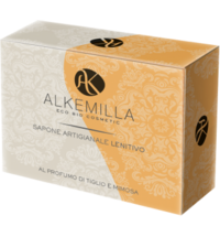 Alkemilla Lime & Mimosa Soap