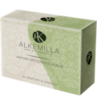 Alkemilla Genista Exfoliating Soap