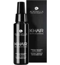 K-HAIR Natural Finish with Liquid Crystals