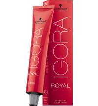 Schwarzkopf Professional Igora Royal - Permanent Color Crème