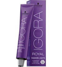 Schwarzkopf Professional Igora Royal Fashion Lights