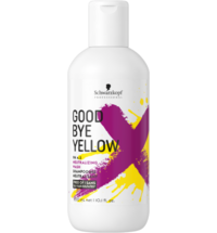 Schwarzkopf Professional Good Bye Yellow Shampoo
