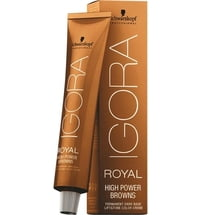 Schwarzkopf Professional Igora Royal High Power Browns