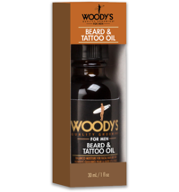 Woody´s Beard & Tattoo Oil