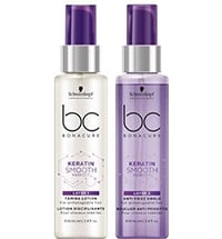 BC Bonacure Keratin Smooth Perfect Layering Treatment Duo