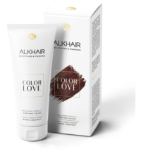 COLOR LOVE Conditioner für warmes, braunes Haar