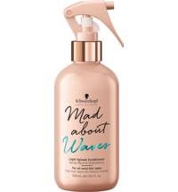 Schwarzkopf Professional Mad about Waves Light Splash Conditioner