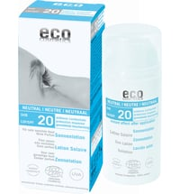 eco cosmetics Sonnenlotion LSF 20 ohne Duft