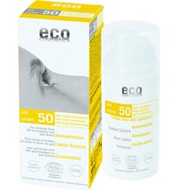 eco cosmetics Sonnenlotion LSF 50