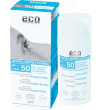 eco cosmetics Sonnenlotion LSF 50 ohne Duft