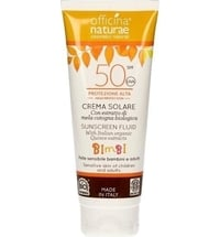 Officina Naturae Sunscreen fluid - 50 SPF für Kinder
