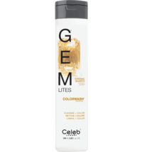 Celeb Luxury GEM LITES Colorwash Cognac Quartz