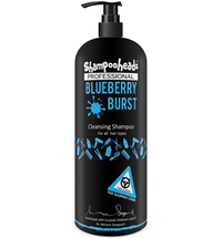 Shampooheads Professional Blueberry Burst Cleaning Shampoo
