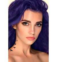 Celeb Luxury VIRAL Colorwash Extreme Pruple