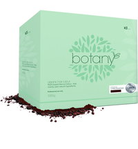 Botany Plant Hair Color Henna 10 Teak