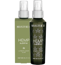 Hemp Sublime Elixir