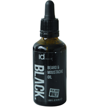 id Hair Black Beard & Moustache Oil