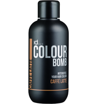 id Hair Colour Bomb Caffe Latte 807
