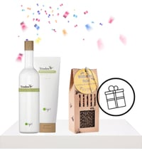 Bamboo Shampoo & Conditioner + Bienenhotel