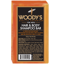 Woody´s Hair & Body Shampoo Bar