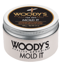 Woody´s Mold It Styling Paste super matte