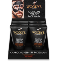 Woody´s Charcoal Peel-off Black Mask