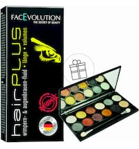 FaceEvolution Hairplus Wimpernfluid