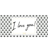 Labelhair I Love You! - Printable Gift Certificate