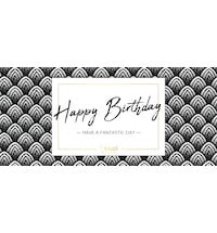 """Happy Birthday"" Gift Certificate Download"
