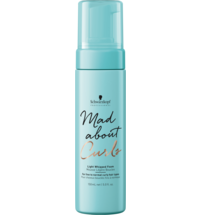 Schwarzkopf Professional Mad About Curls - Light Whipped Foam