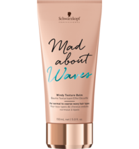 Schwarzkopf Professional Mad About Waves - Windy Texture Balm