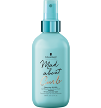 Schwarzkopf Professional Mad about Curls Quencher Oil Milk