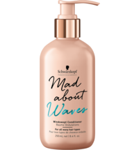 Schwarzkopf Professional Mad About Waves - Windswept Conditioner