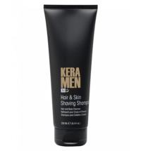 KIS KeraMen Hair and Skin Shaving Shampoo