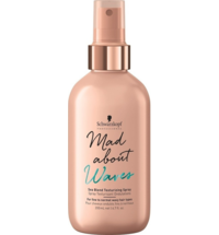 Schwarzkopf Professional Mad about Waves Sea Blend Texture Spray