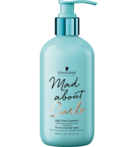 Mad about Curls Shampoo High Foam Cleanser